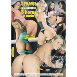 DVD BUTTMAN'S STRETCH CLASS 3