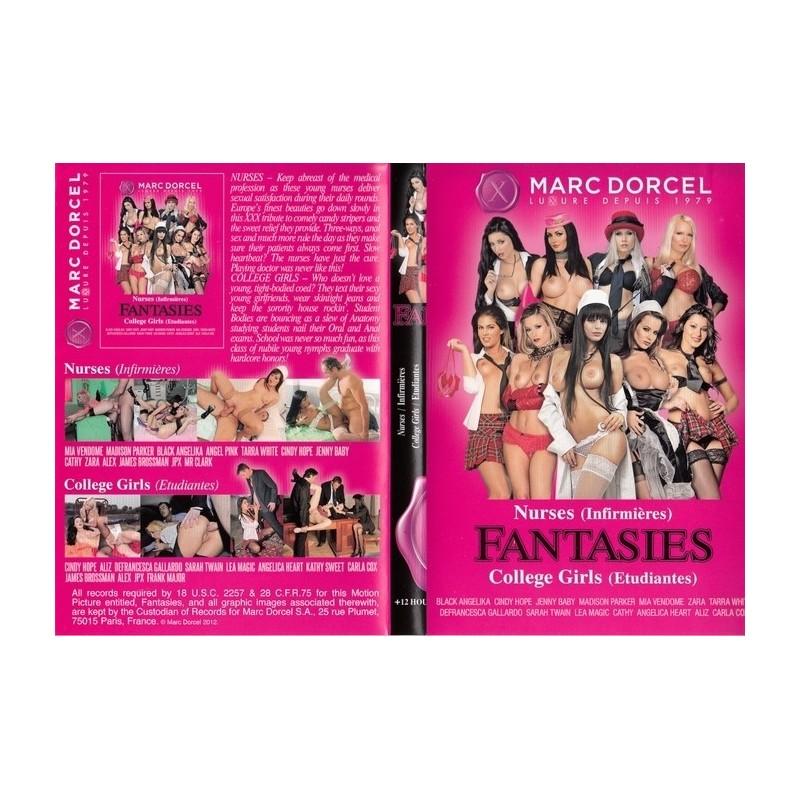 DVD HAIRY DREAMGIRLS 3