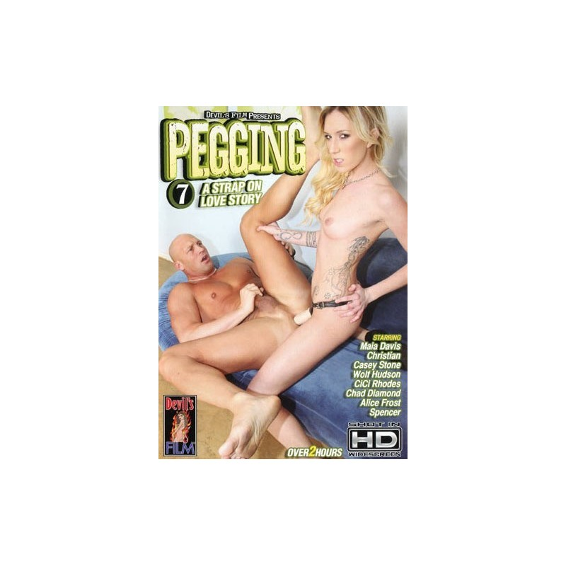 DVD YOUNG AND ANAL 6