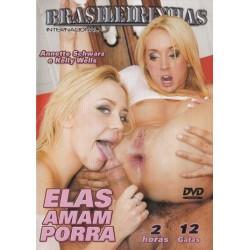 DVD THEY LIKE IT IN THE BACK 2 (Elas Gostam Atrás 2)