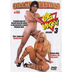 DVD BIG MACKY 3