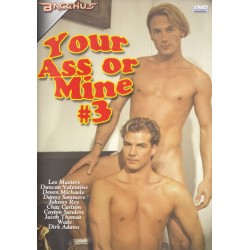 DVD YOUR ASS IS MINE 3