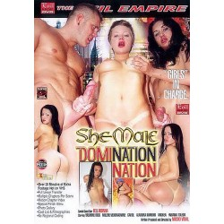 DVD SHE-MALE DOMINATION NATION
