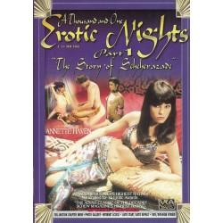 DVD 1001 EROTIC NIGHTS...