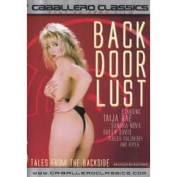 DVD BACKDOOR LUST (1988)