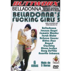 DVD ABSOLUTE BOOTYMANIA