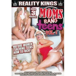 DVD MOMS BANG TEENS 6