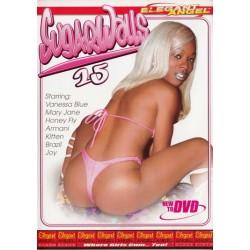 DVD ANAL SOCCER GIRLS