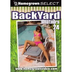 DVD BACKYARD AMATEURS 24