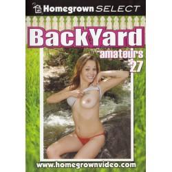 DVD BACKYARD AMATEURS 27