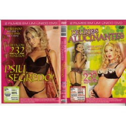 DVD BELLADONNA: MY ASS IS HAUNTED