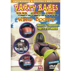 DVD THE ASS PARTY 6