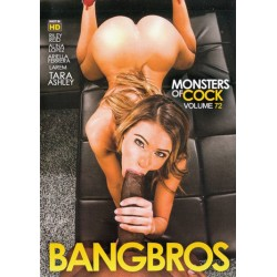 DVD MONSTERS OF COCK 72