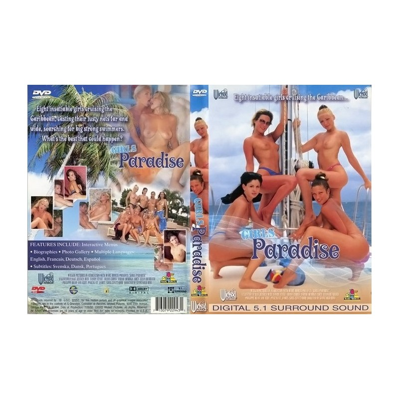 DVD EXXXTREME DREAMGIRLS 6